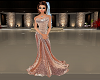 Special Pink Gold Gown