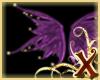 *Purple Angel Wings*