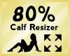 Calf Scaler 80%