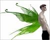 Green Elf Wings M/F