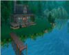 Lovers Cabin By The Lake