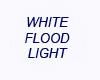 White Flood Light