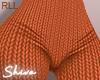 $ Knit Pants Orange RLL