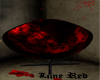 (M55) Lune Chair Red