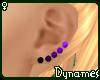 *Dy} Purpl Kandi Ears *F