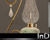 IN} ShabbyChic Oil Lamp