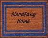 bloodfang welcome Mat