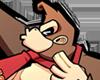 Barrel Rider Kong