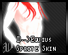 D--> Equius Sprite Skin