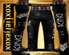 [L] KING Silver Pants M