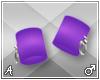 A| Purple Bracelets (M)
