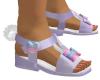 Child Coney Bunny Sandal
