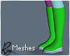 Curvy Boy Boots+Socks