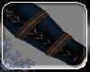 -die- Blue bracers M