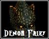 Demon Fairy Head w/Horns