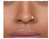 Diamond Nose Stud Mesh
