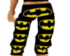 Batman PJ Bottoms
