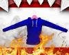 F basic hoodie
