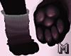 🅜 SKUNK: paw warmers