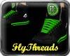 Green Hi-Tops