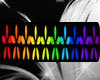 Rainbow divider