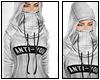 $Anti You|Ninja Hoodie