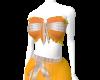 Beach  peach  Outfit