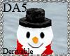 (A) Mini Snowman Pet
