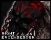 #Evil Cursed Skull R