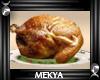 *MM* Turkey on plate