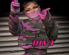 Diva~Can't Stomp Me. F