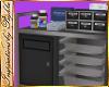 I~Lab Med Supply Cart