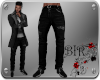 [BIR]Black Jeans*Winter
