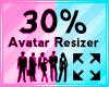 Avatar Scaler 30%