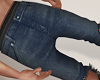 $ Dark Ripped Jeans