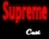 Supreme | Neon Red