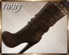 Leather Calf Boots Rory