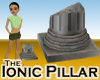 Ionic Pillar -Destroyed