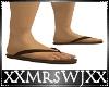 Couple Summer Flip Flops