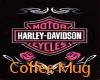 Harley Coffee Cup Ladies