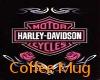 Harley Coffee Cup Ladies