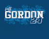 Blue Gordon 24 Tee