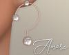 $ RoseGold Earrings ?