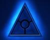 Illuminati 1 Lapel Pin M