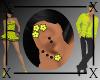 .X. Sasha Earring Yellow