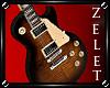  LZ Retro Wall Guitar