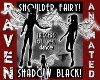 SHADOW BLACK FAIRY!