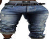 A Leg Up FadedJeans