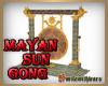 Mayan Sun Gong