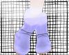 [K] Blue kawaii boots
